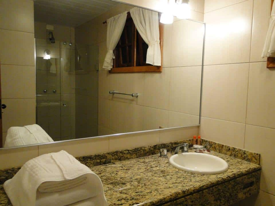suite casal com frigobar teresópolis