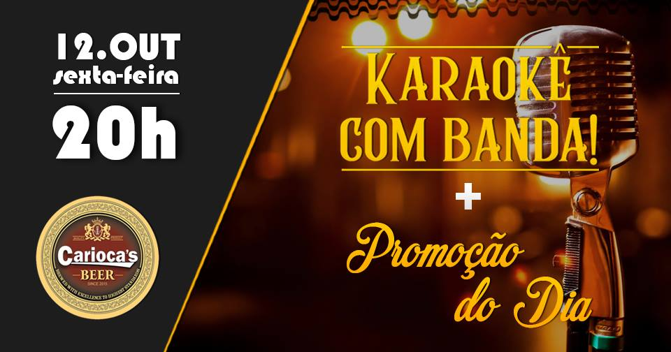 Karaoke Carioca's Beer Teresópolis